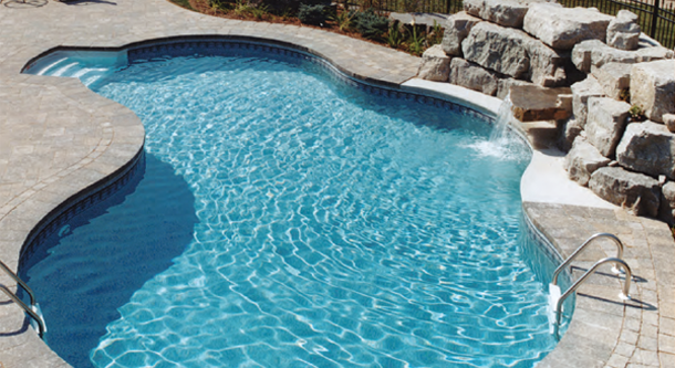 Swimming Pool construction from Jordan Construction of MS