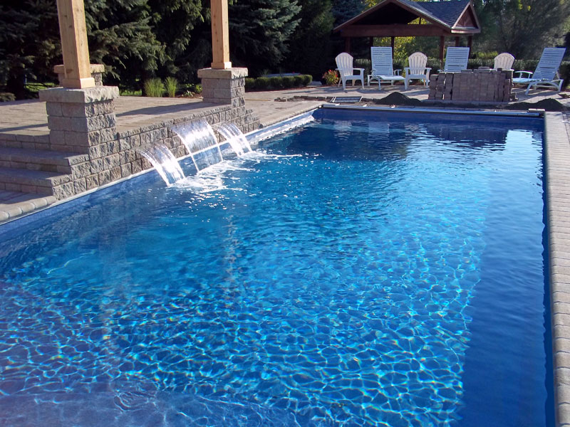 Trilogy Pools builder for Mid-Ohio Valley
