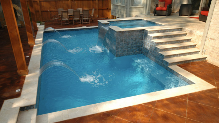 All American Pool Company - Rectangle Model Trilogy Pools ...